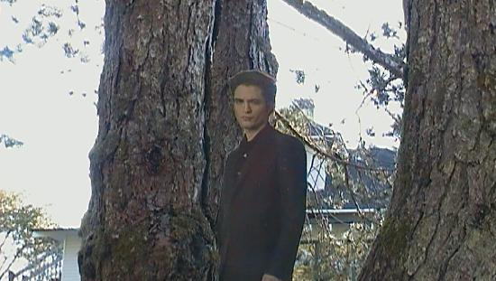 Me and edward at the cullen house picture of twilight for Edward cullen house