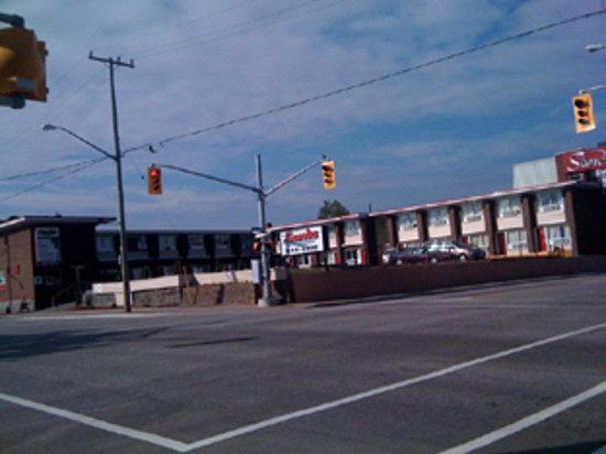 Sands Motor Inn North Bay Ontario Canada Motel