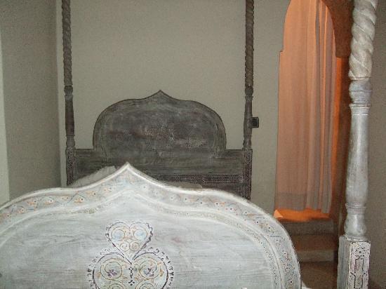 Dar al Sultan: camere
