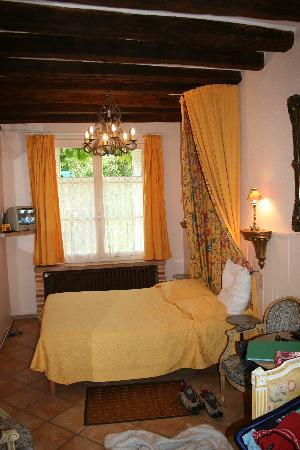 Le Petit Clos : The bedroom