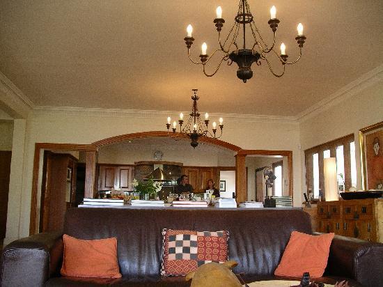 De Tafelberg Guesthouse: Salon
