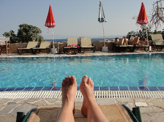 Hotel Milos: Heaven