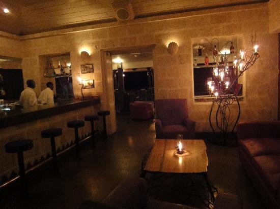 The Cliff bar