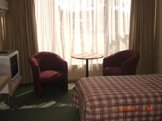 Heemskirk Motor Hotel: Twin room