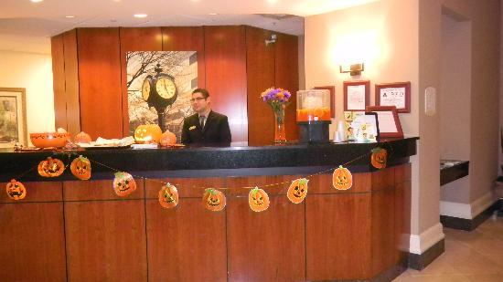 Residence Inn Charlotte Uptown: Wonderful Staff