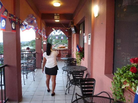 Rolson Cocina,Cantina & Hotel : Balcony