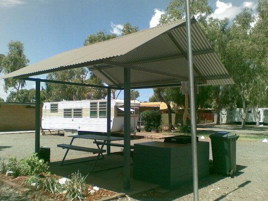 Kalgoorlie-Boulder, Αυστραλία: BBQ Facilities