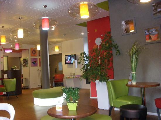 Ibis Styles Saint-Brieuc Gare Centre : 41