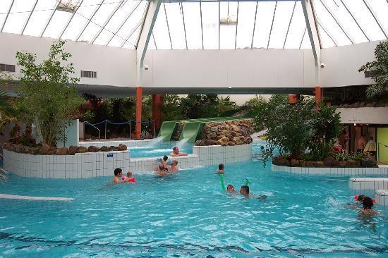 Center Parcs Park Hochsauerland: Im Spaßbad