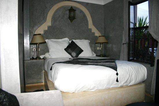 Riad la Croix Berbere: bedroom 3
