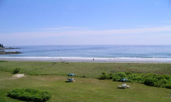 Seaside Inn: This could be your view