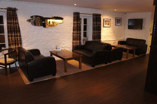 Buckie, UK: lounge