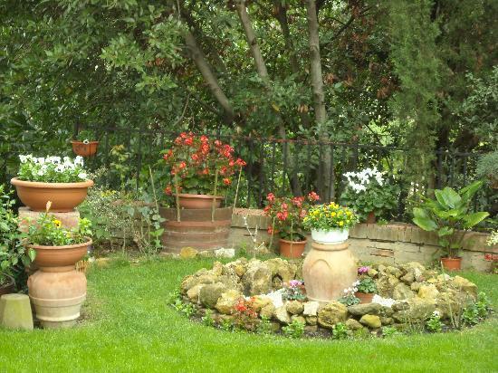 Ulignano, Italia: Garden