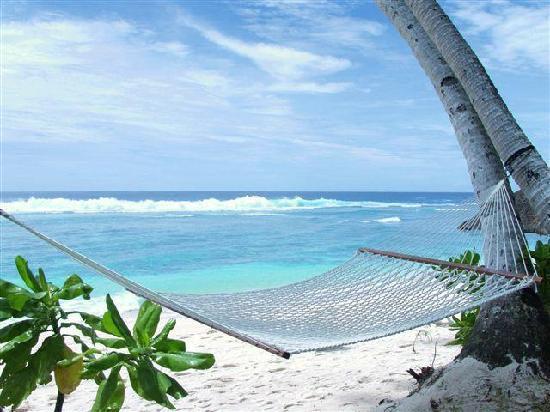 デデド, マリアナ諸島, のんびりできます