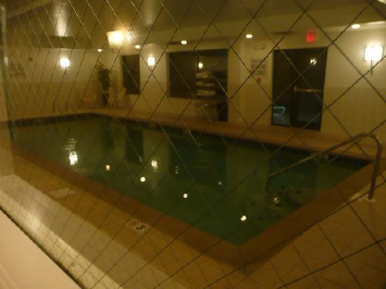 Holiday Inn Express Hotel & Suites Kodak East-Sevierville: Indoor-Pool