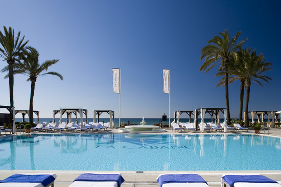 Los Monteros Spa & Golf Resort GL: La Cabane, Club de Playa