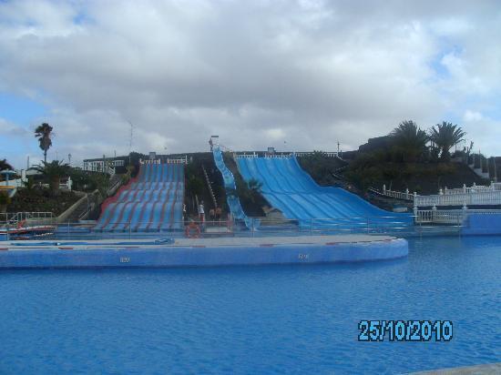 Apartamentos Los Molinos: Aquapark same as all rest!
