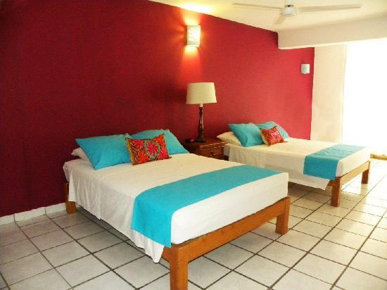 "Catedral Vallarta Boutique Hotel: ""Quizas quizas quizas"" a Superior Double Double Room  with a balcony and downtown view"