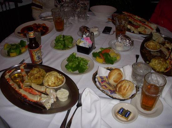 Mo S Seafood Baltimore Menu Prices Restaurant Reviews