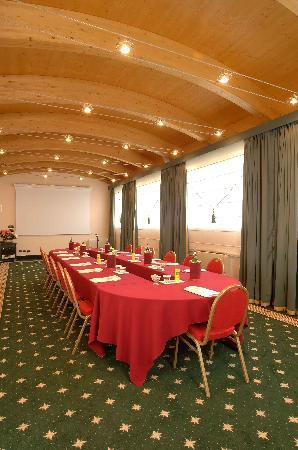 Best Western Antares Hotel Concorde: Conference Room Rubino