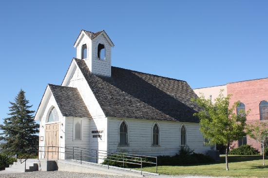 Winnemucca, Νεβάδα: Humboldt County Museum