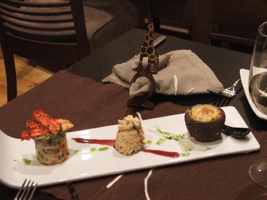 Afrigonia: King crab stater