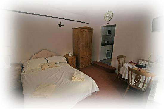 The Stables: Large double room