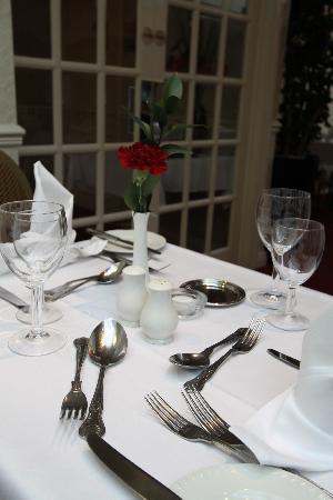 Queens Hotel: Our Restaurant