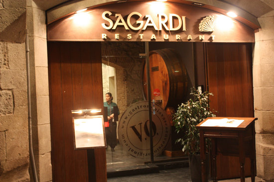 Sagardi BCN Gotic: Sagardi Steakhouse