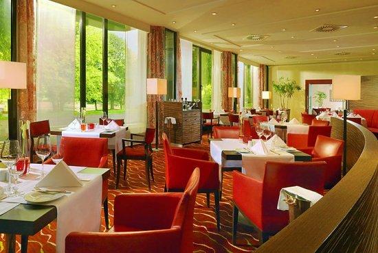 Restaurant am Park im Sheraton Essen Hotel: Restaurant