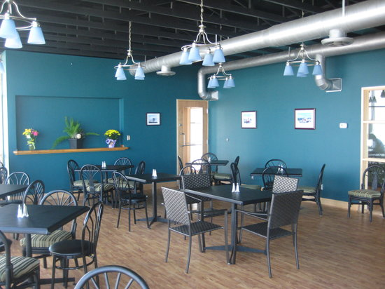 The Lighthouse Grill : Indoor Decor