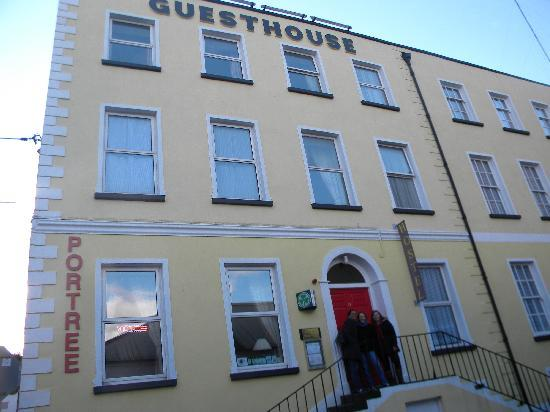 Portree House: The Guesthouse!