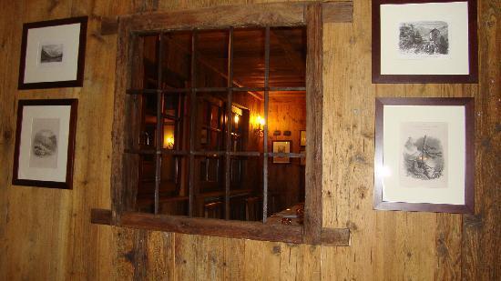 Hotel Maison Saint Jean : Il ristorante