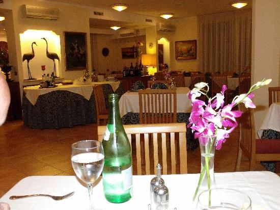 Hotel Villa Rita: Lovely dining room - and good food