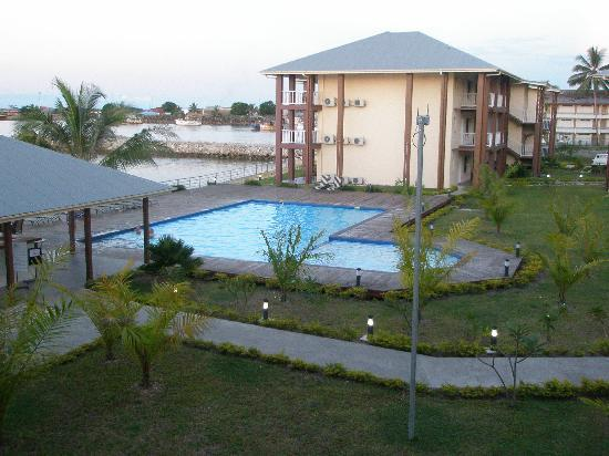 Heritage Park Hotel Honiara : Cool Pool