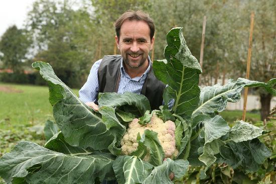 Agriturismo La Virginia: I prodotti dell'orto