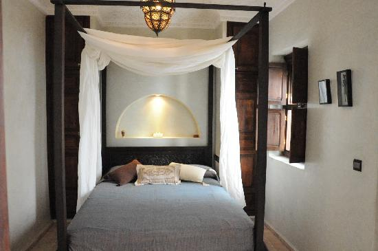 Riad Atman : bedroom Sattva