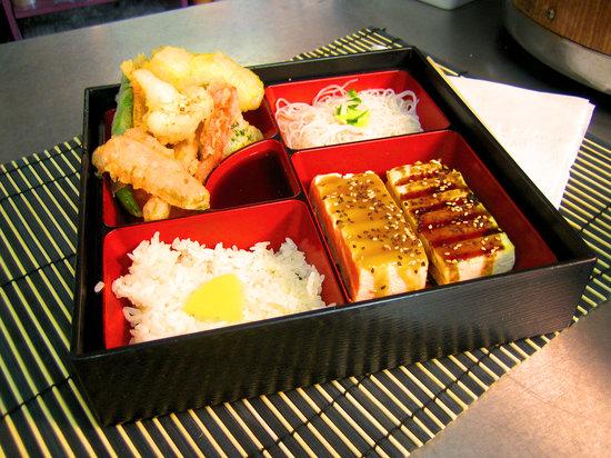 Zen House: Tofu Dengaku