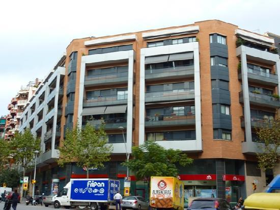 Apartaments Marina: edificio Marina