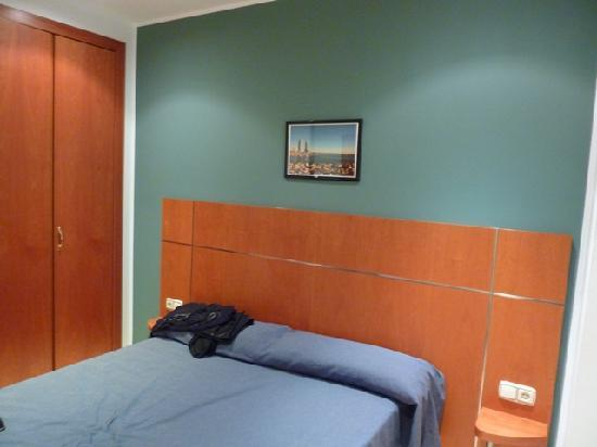 Apartaments Marina: quarto