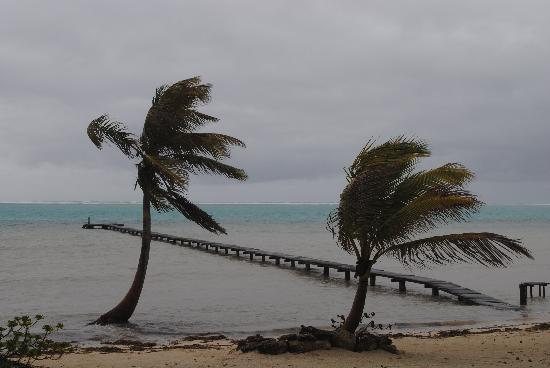 Casa Paraiso: Hurricane Richard