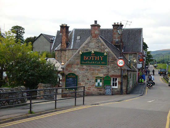The Bothy Restaurant and Bar: The Bothy