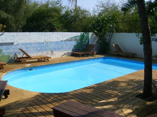 Le Vacoa : la piscine
