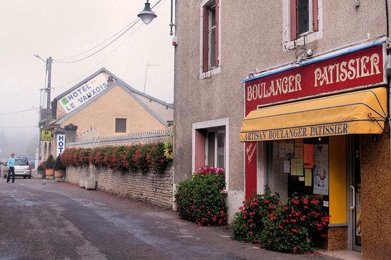 Hôtel Le Vauxois