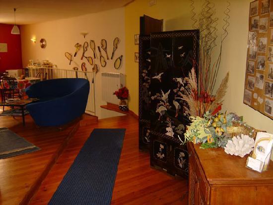 Villa Patrizia B&B: La sala comune