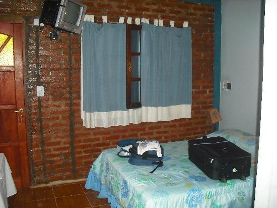 Marangatu: apart, cama doble