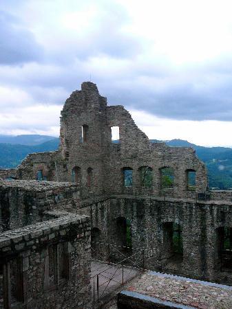 Burg Hohenbaden: Althes Schloss Castle ruins