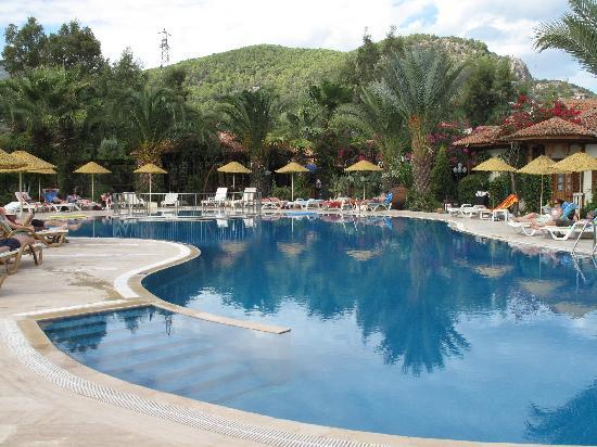 Hotel Asur /Assyrian Hotel: swimming pool