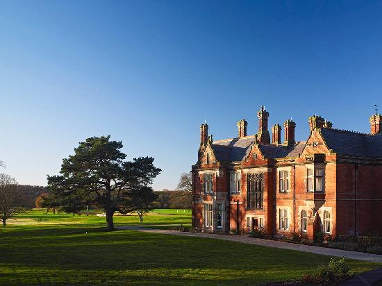 Hurworth-on-Tees, UK: Rockliffe Hall Exterior