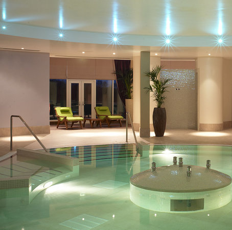 Hurworth-on-Tees, UK: Rockliffe Hall Hydrotherapy Pool